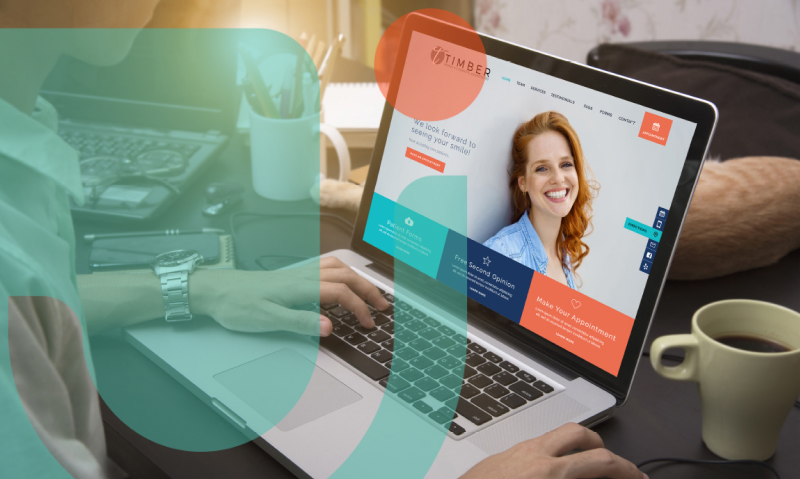 why you want a website your dental patients will like