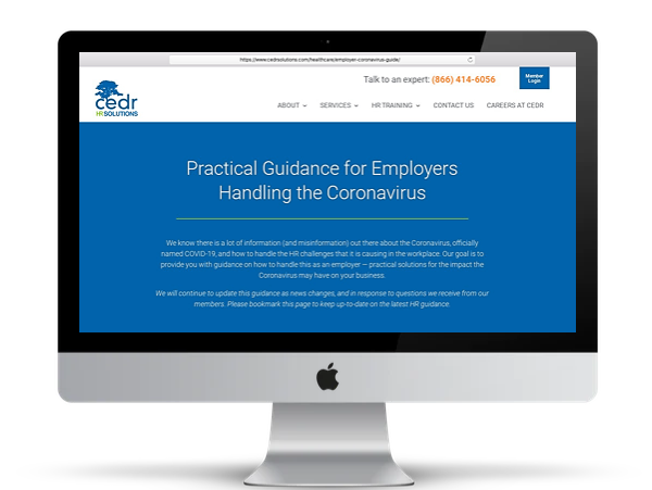 Cedr HR Solutions | Practical Employer Guide