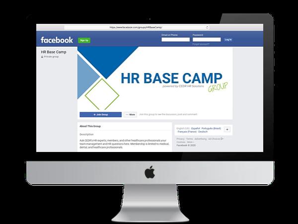 Cedr Solutions | HR Basecamp FB Group